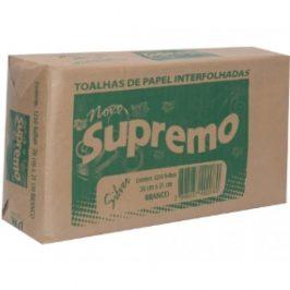 Papel Toalha Interfolha Supremo Silver 1250 Folhas